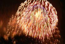 Fuegos Pirotecnicos //pyrotechnic fires