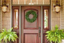 My future door house