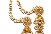 Bridal jewellery / I totally believe the right jewellery can make a woman feel like a goddess!