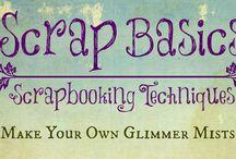Scrapbooking / Scrap ideas