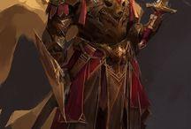 Concept: Emperor and the Thief