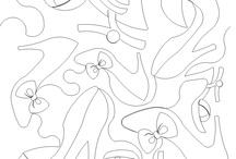 Стежки одеял Предметы, Фактуры, Разное (Quilt: articles, objects, structure, varia)