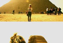 Walk like an Egyptian / by Principessa Shawnee