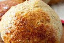 pão integral de batata doce