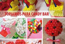 Events - Candy bar