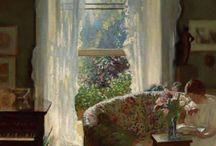 Interior in Art