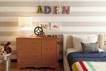 Owen's Big Boy Room / by Sally Heim