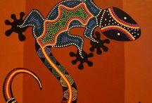 Aborigin art
