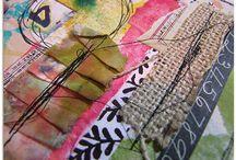 art journaling, sketchbooks