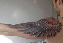 Kanat tattoo
