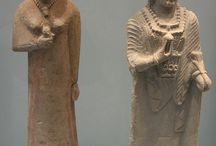 Etruscans Terracotta