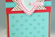 Stampin' Up! - Hearts a Flutter / by Rochelle Blok, Independent Stampin'  Up! Demonstrator