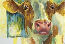 Koeienschilderen
