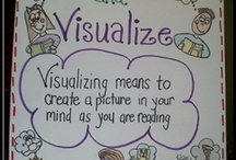 Language Arts: Visualize / This board contains pins about visualizing as a reading strategy.