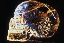 Ancient Crystal Skulls