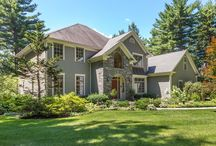 31D Bullard Road, Princeton MA / Views of an exquisite custom colonial on Snow Pond in Princeton MA.