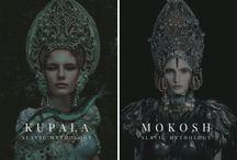 Slavic Mythology Tatoo