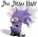 Jiu jitsu hair