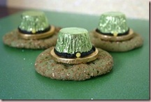 St. Patrick's Day Crafts and Recipies / by MeloMomma