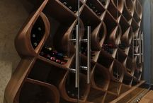 wine dividing wall