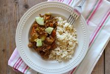 Voeding 8: Bami/Rijst-gerechten / Bami,Nassi,Rijst met....