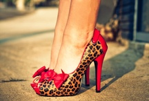 These Shoes Weren't Made For Walking / by Lisa Clayton Snellen