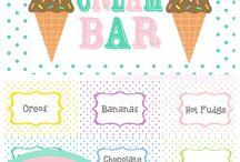 Icecream bar