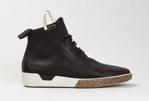 Progressive sneakers