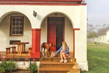 Stormsvlei / Old world charm at its best, Stormsvlei Riverside Cottages are located in the Overberg on the banks of the Sonderend River, on a working dairy farm.