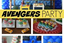 Avengers party