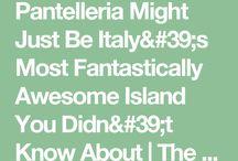 Pantelleria,Mediterranean Sea