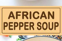 African - soul food