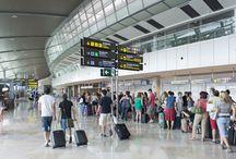 Aeropuerto de Valencia / El aeropuerto de Valencia, se encuentra situado a ocho kilómetros al oeste de la capital, se ha convertido en un importante centro de negocios y turismo, facilitando el desarrollo económico de la zona. http://ow.ly/Gx5AC