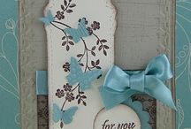 Stampin Up  Two Tags Ideas