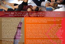 Yoga Workshops / Aravind Yoga Studio KL's workshops & masterclass.