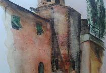 Urban sketches & buildings