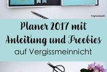 Planner Free Printables