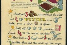 Disney recipes!
