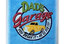 Father - Dad - Daddy- Papa / Stuff that fathers and grandpas might like.