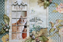 scrapbooking / by Jennifer Hopper
