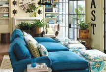 Interiors - Eclectic