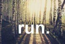 Run. Walk. Swim.