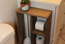 organization ideas for the home bathroom and wc