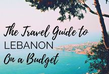 Travel Lebanon