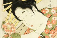 japan illustrations / by irene rettig