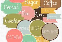 OCD Organization fixes / by Kimberly Clark