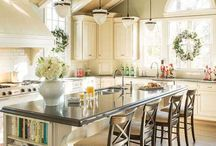 Kitchen ideas / by Holly Stoffel