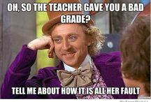 Teacher memes / by Shanna Huebner