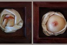 Le Cabinet de Madame Malevre / Macabras Curiosidades y terroríficos modelos de anatomia