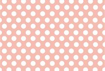 Polka Dots / Dots for textile patterns